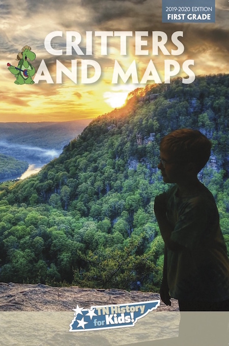 Critters and Maps [1st grade]